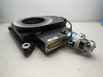 Newport Motorized Rotary Stage with encoder and 14 day warranty