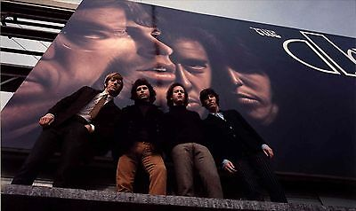 The Doors Jim Morrison 8X10 Billboard Photo Poster Art Picture Decor Print 012