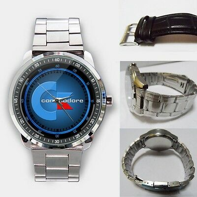 92d7c7f43a SPECIAL EVENT ] Get Commodore Logo Custom Men's Watches - $16.57 ...