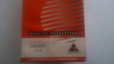 R2452p RYCO  fuel filter cartridge primary international nissan commercials
