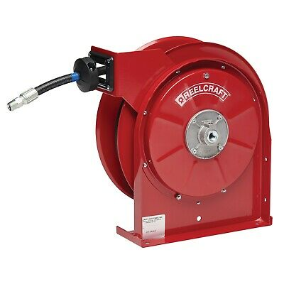 "REELCRAFT 5430 OHP 1/4"" x 30ft. 5000 psi. for Grease service with Hose"