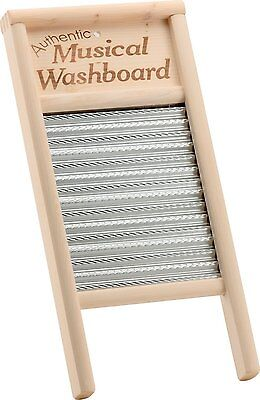 Authentic Musical Washboard Country Jamboree Wash Board Musical Instrument