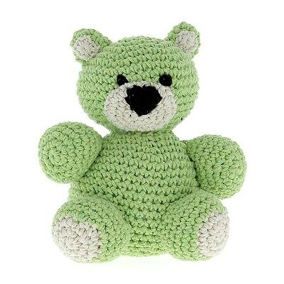 Hoooked DIY Amigurumi Crochet Kit Billie Bear Eco Barbante