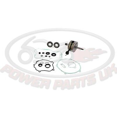 CRANKSHAFT KIT COMPLETE WISECO For Kawasaki KX 250 L