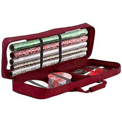 Classic Accessories - Wrapping Paper Bag Cranberry 57 006 014301 00 New New