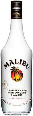 Malibu White Rum With Coconut 700ml