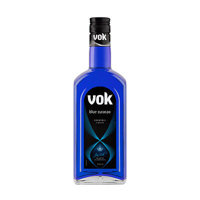 Vok Blue Curaco 500ml
