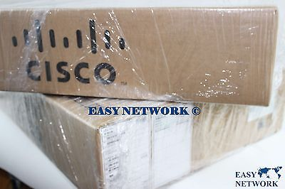 *NEW* Cisco WS-C3650-48FD-L 48 Ethernet PoE+ and 2x10G ports, LAN Base Switch