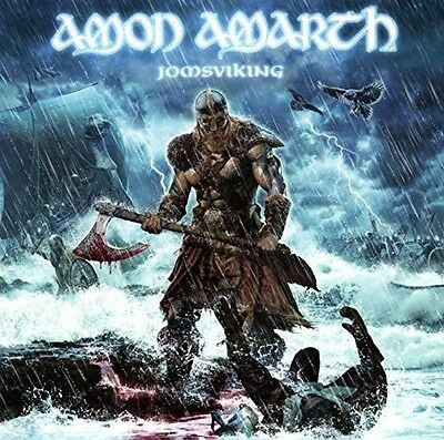Jomsviking - Amon Amarth (2016, CD NEU) 888751858824