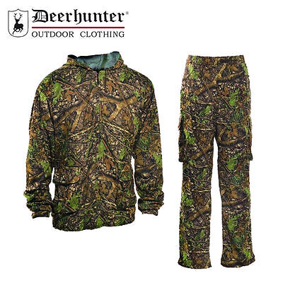 Deerhunter Heat Mesh Camo Set Innovation Camo Jacket & Trousers