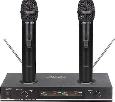 Handheld Rechargeable Wireless Professional Karaoke Microphone GREAT SOUND