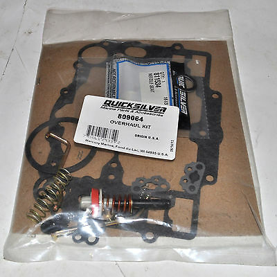 OEM Mercruiser Carb Repair Kit #809064