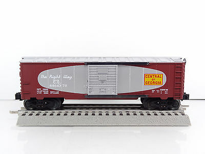 Lionel Central of Georgia CG 6464-375 Box Car 6-19279 From 6464 Series 5 NEW #4