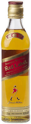 Johnnie Walker Red Label Scotch Whisky 200ml