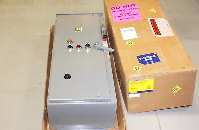 Square D 8538SEA23V86CFF4H31P68P91P92TX11Y91  Size #3 Combination Starter