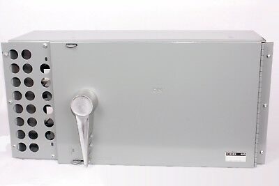 Commander QMBFP5036  Single Fusible Switch QMBFP, 400A, 600V, 3PH