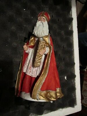 """Duncan Royale """"SAINT NICHOLAS"""" Limited Edition NEW IN BOX w/Paperwork"""