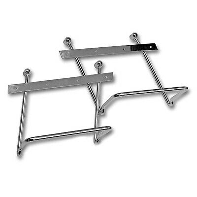 Suzuki VZ800 Marauder 1997-2003 Saddlebag pannier support brackets bars kit