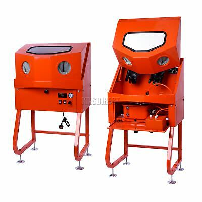 FoxHunter Enclosed Parts Washer Auxiliary Heating Workshop Cleaning Degreaser