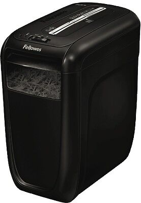 NEW Fellowes 4606301 60Cs Deskside Cross Cut Shredder