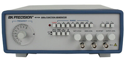 BK Precision 4010A 2MHz Function Generator  US Authorized Dealer/ NEW