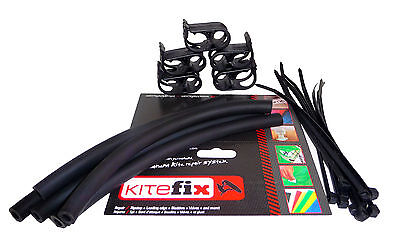 KiteFix One Pump Hose/Clamp Kit, Kitesurfing, Kiteboarding, Cabrinha, Best North