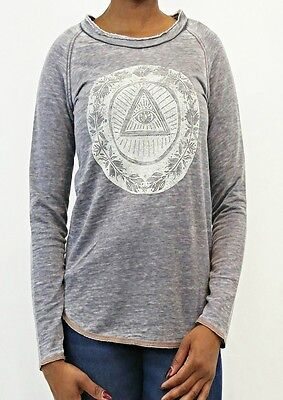 Wholesale Heathered Gray Aztec Sweater - Pack of 6