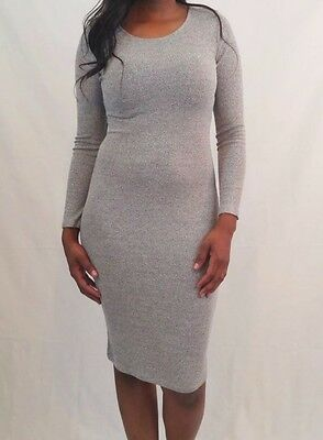 Wholesale Long Sleeve Fitted Dresses - Pack of 3