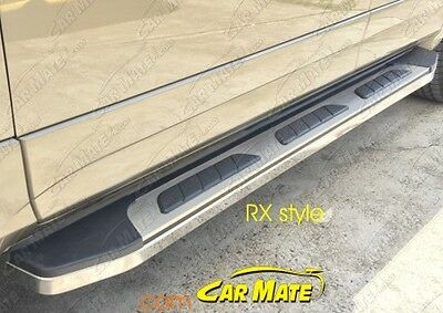 "2013-2016 Holden Trax ""rx"" Style  Side Steps More Style &  Fitting Available"