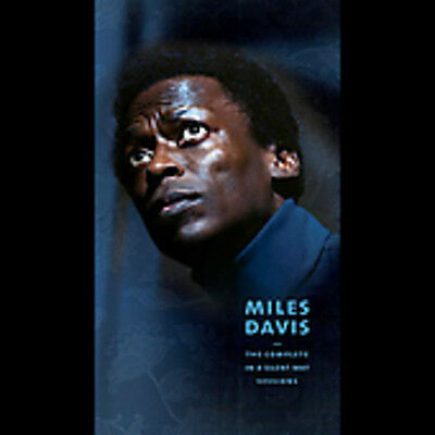 Complete In A Silent Way Sessions - Miles Davis (2004, CD NEU)3 DISC SET