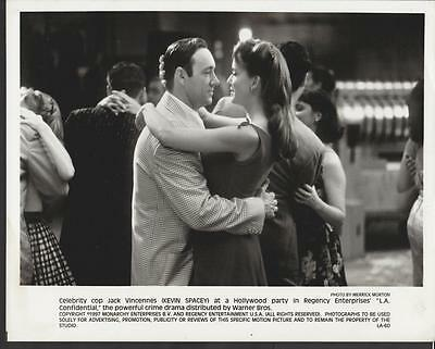 Kevin Spacey and Symba in L.A. Confidential 1997 original movie photo 17129