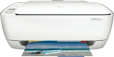 NEW HP F5S48A DeskJet 3632 All-in-One Printer