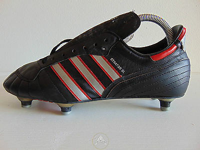 Vintage 80 ADIDAS Stratos SL 7 Shoes Calcio Soccer West Germany Old Stock NOS OS