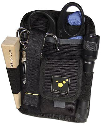 Paramedic Holster Medic Multi-Tools Compartments Extended Equipment Bag