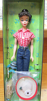 NEW 2005 BARBIE DOLL+FASHION REPRODUCTION of 1959 ~*PICNIC SET*~#967~GOLD LABEL!