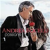 andrea bocelli Passione (2013) brand new and sealed