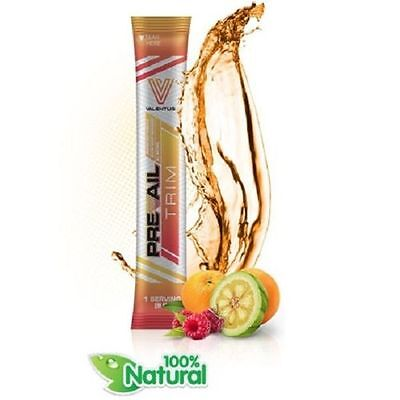 Weight loss And Control Valentus Prevail Trim Healthy 24 Sachets Fat Burn