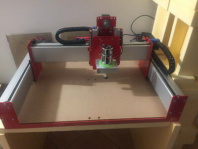 cnc router computer controlled with high speed motor