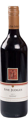 Five Judges Shiraz 750ml
