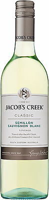 Jacobs Creek Semillon Sauvignon Blanc 750ml