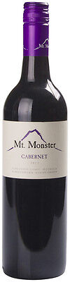 Mt Monster Cabernet Sauvignon 750ml