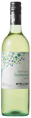 Mcwilliam's Inheritance Fruitwood White 750ml • AUD 6.99