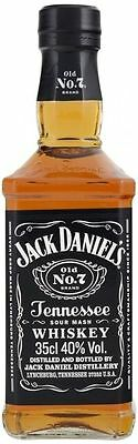 Jack Daniel's Old No 7 Tennessee Whiskey 350ml