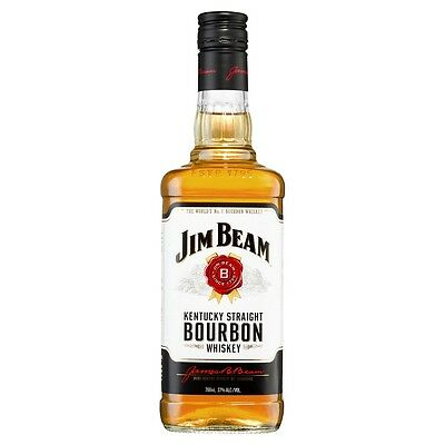 Jim Beam White Label Bourbon 700ml • AUD 40.99