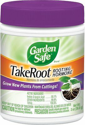 Garden Safe TakeRoot Rooting Hormone (93194)(Case Pack of 1) BRAND NEW (AOI)