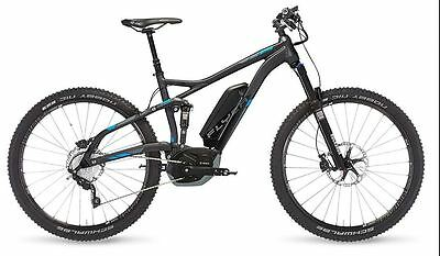 E-Bike Flyer UPROC3 6.30, 500Wh
