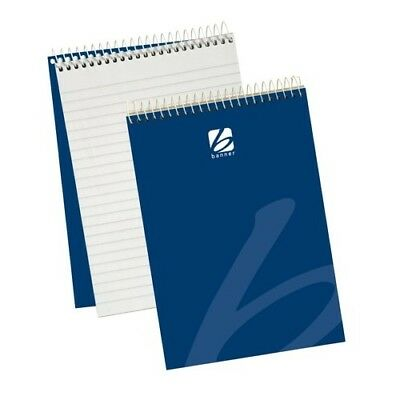 Banner Shorthand Notebook A5 Spiral Bound 200 Page Pack: 1