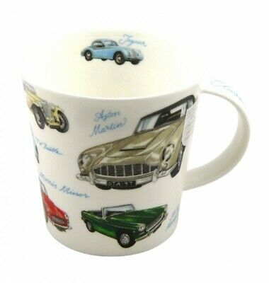 dunoon classic cars collection richard partis scotland mug picclick uk. Black Bedroom Furniture Sets. Home Design Ideas