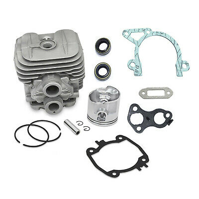 Cylinder Kit For Stihl TS410 TS420 Piston Rings Gaskets Pin Clips Cut Off Saws