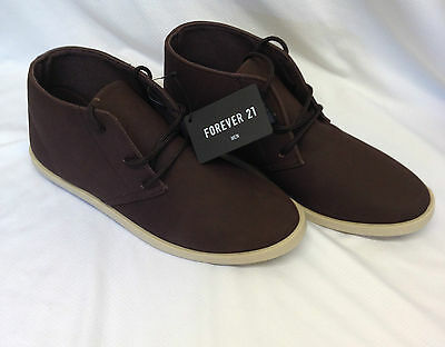 6/12x Joblot Forever 21 Mens Booties Wholesale Fashion Ankle Boots Shoes Bargain